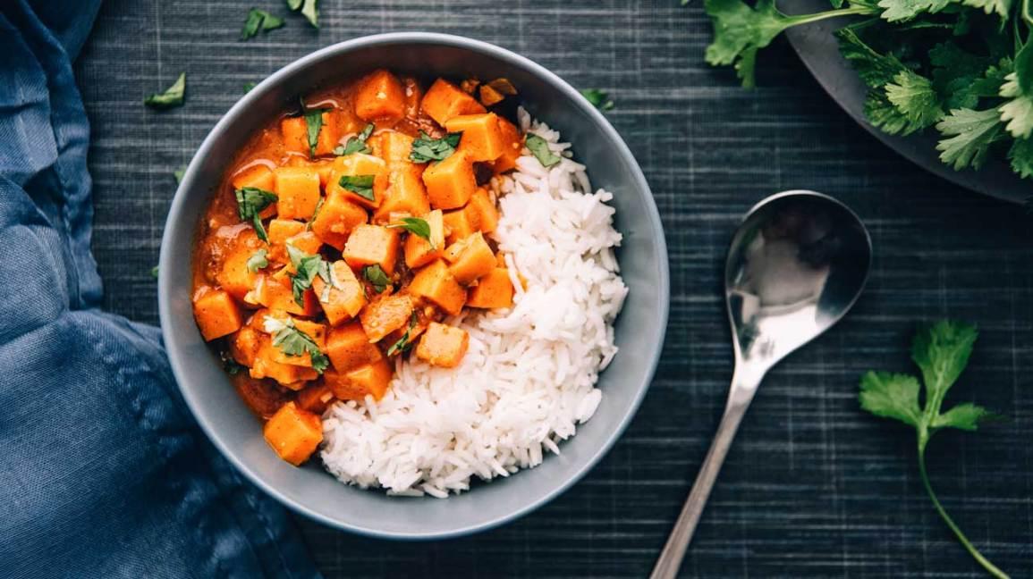 Aliments végétaliens riches en calories