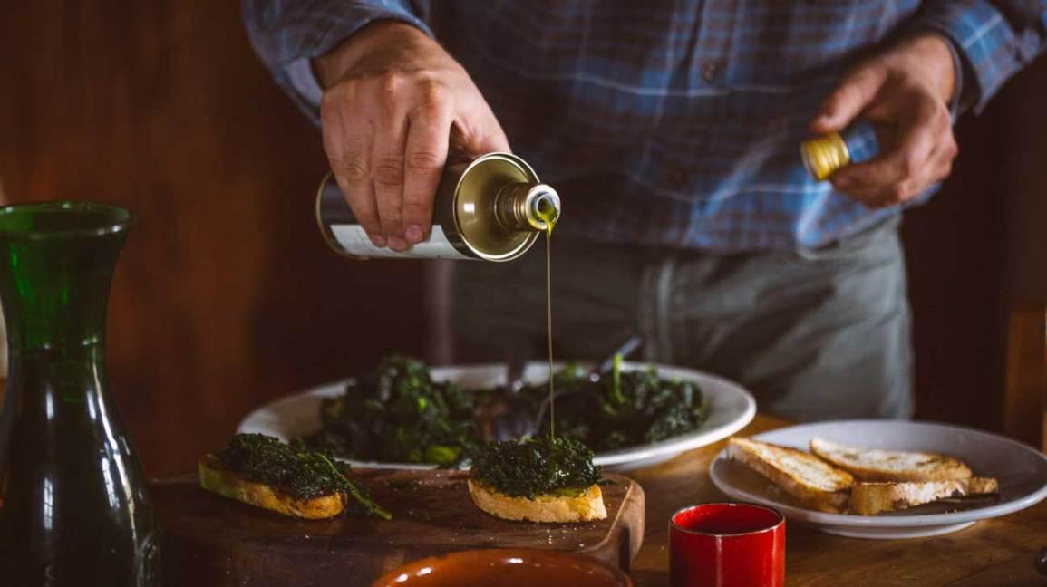Avantages prouvés de l'huile d'olive