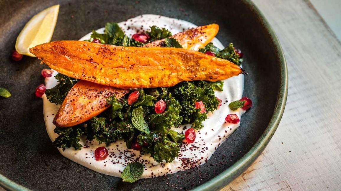 Aliments sains et faibles en gras