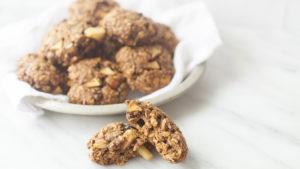 biscuits à la pomme d'avoine