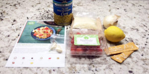 Ingrédients HelloFresh