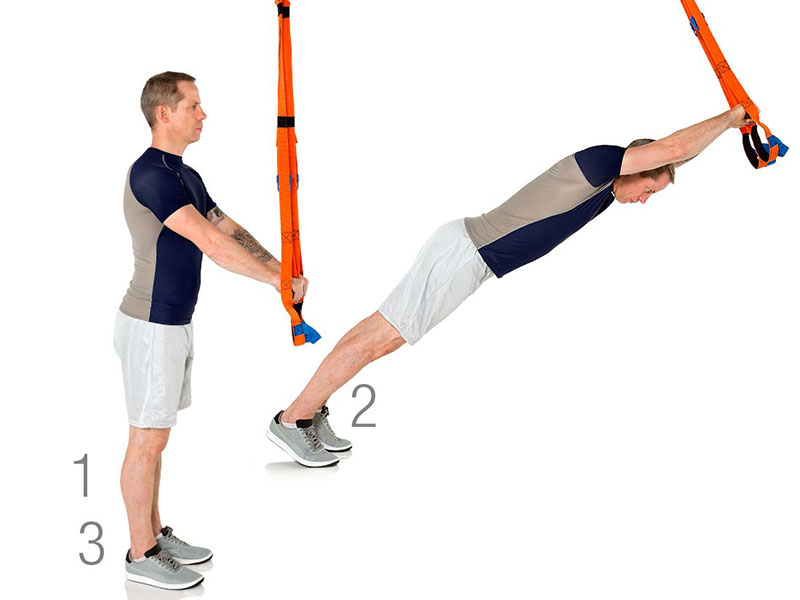 TRX Roll Out