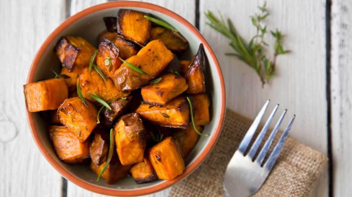 Légumes-racines Patates Douces