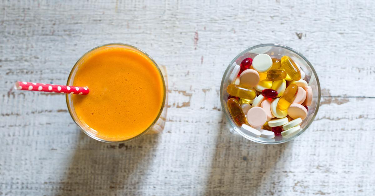 Juice Plus + Review: Ces suppléments fonctionnent-ils vraiment?