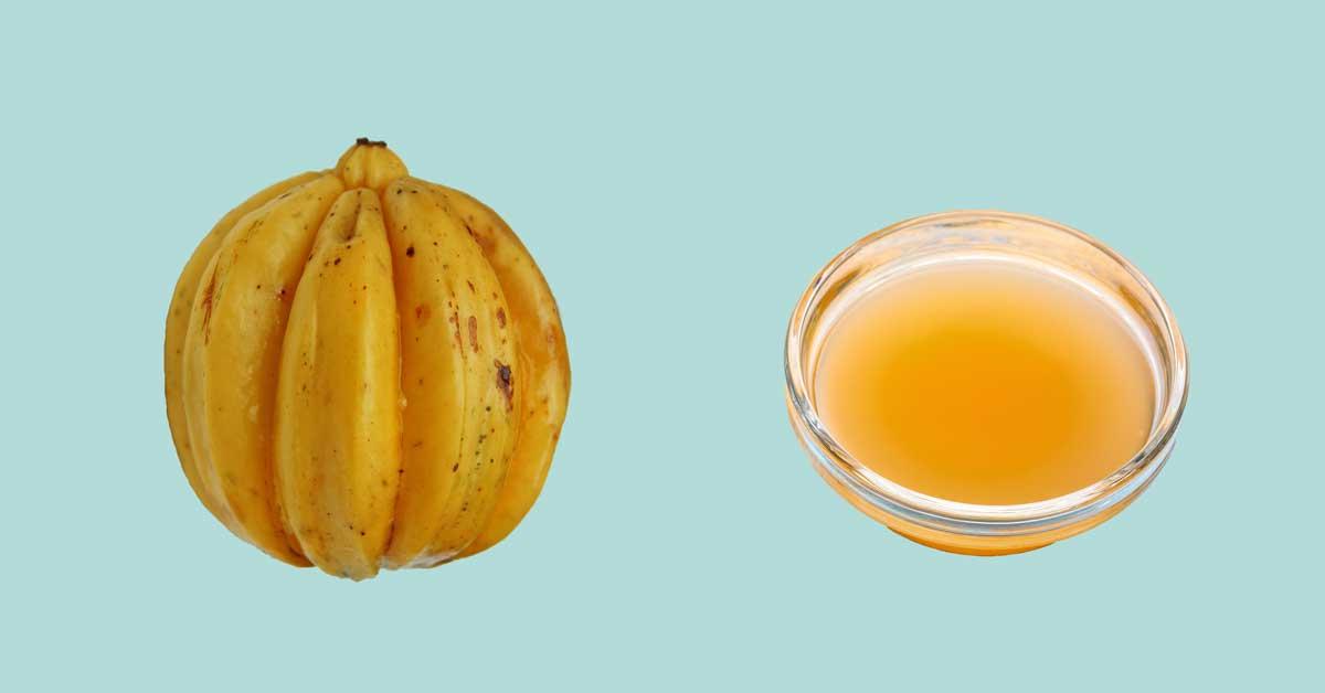 Devriez-vous prendre du Garcinia Cambogia et du vinaigre de cidre ensemble?