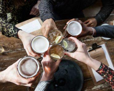 L'alcool et la santé: le bon, le mauvais et le truand