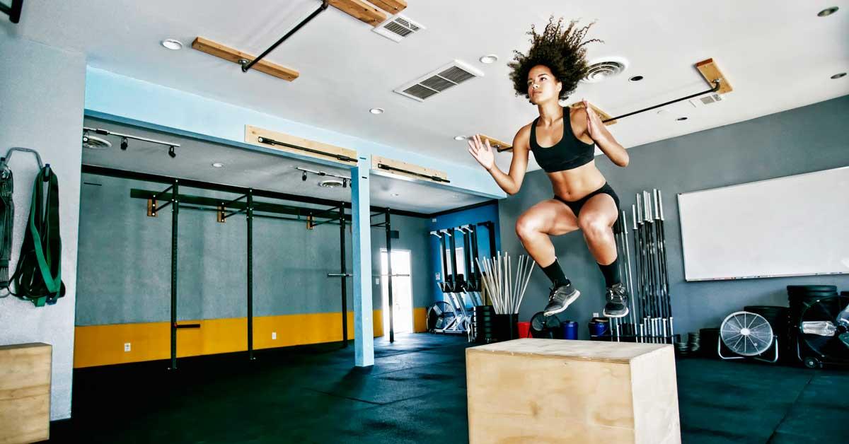 Plan de régime CrossFit: Nutrition, exemple de menu et avantages