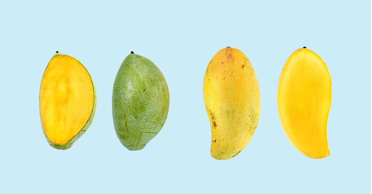Pouvez-vous manger de la peau de mangue?