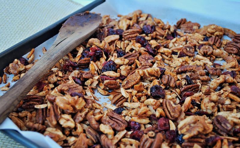Granola Recipe image