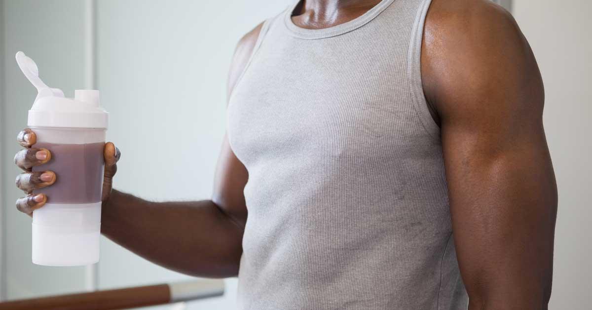 Les 6 meilleures poudres de protéines pour hommes
