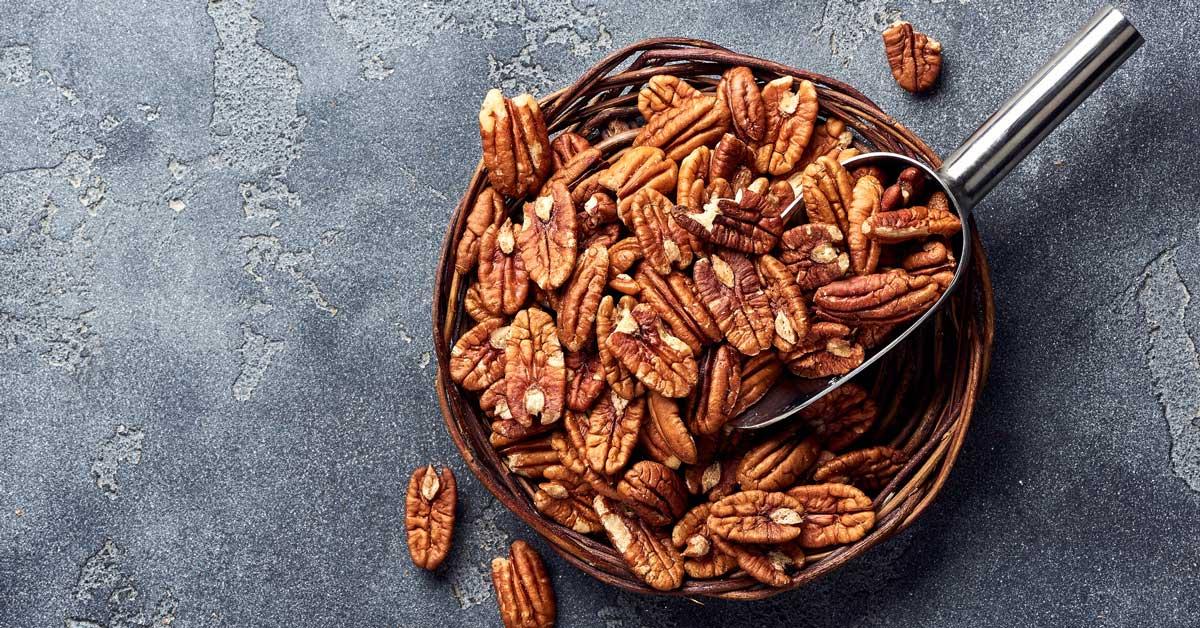 9 noix saines qui sont faibles en glucides