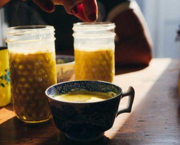 10 avantages du lait doré (curcuma) et comment le préparer
