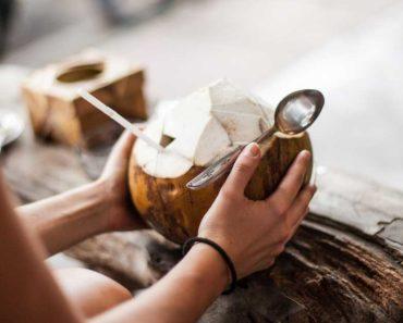 8 avantages scientifiques de l'eau de coco sur la santé