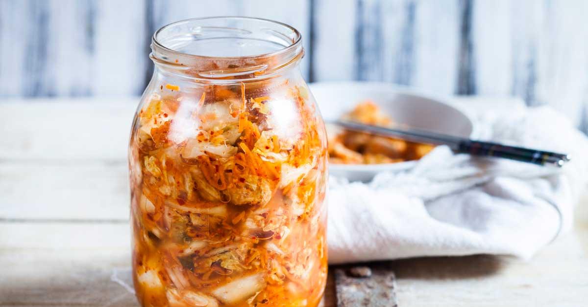 11 aliments probiotiques extrêmement sains