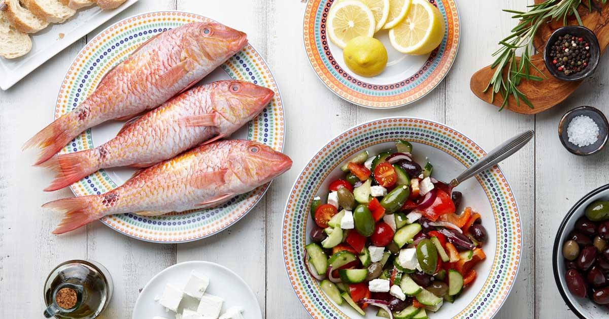 Régime méditerranéen 101: Plan de repas et guide du débutant