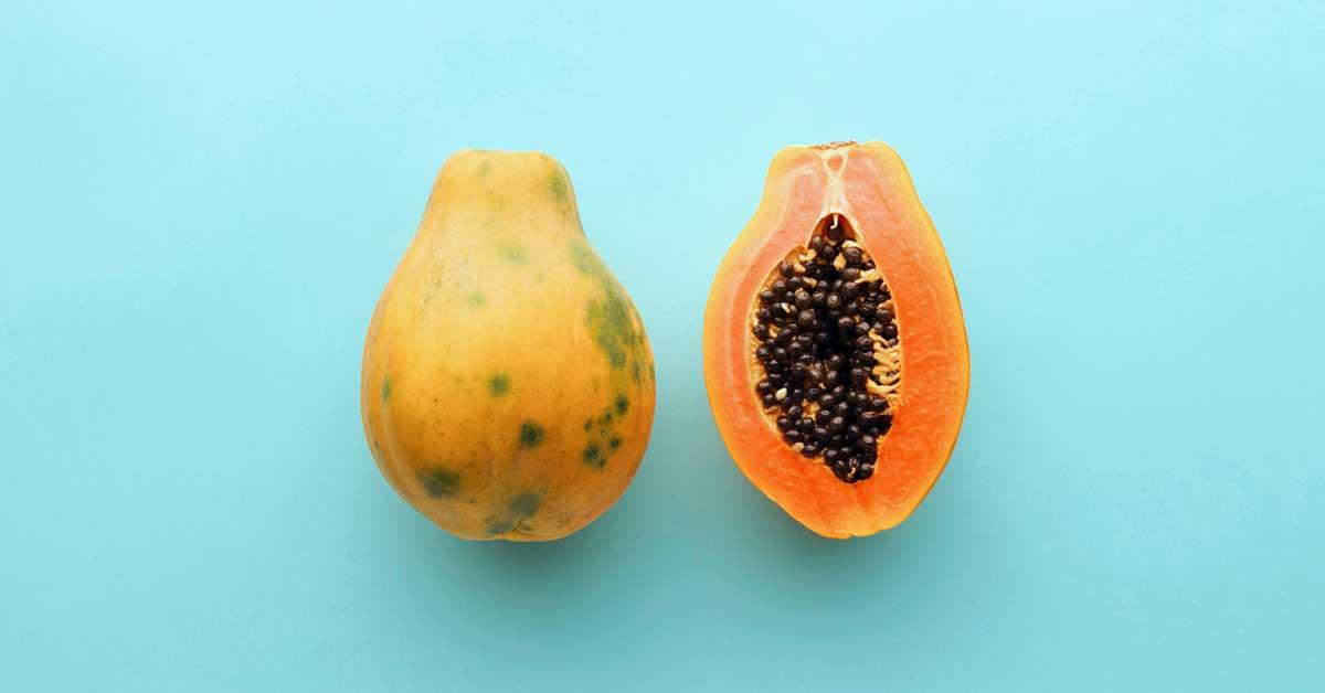 Pouvez-vous manger des graines de papaye?