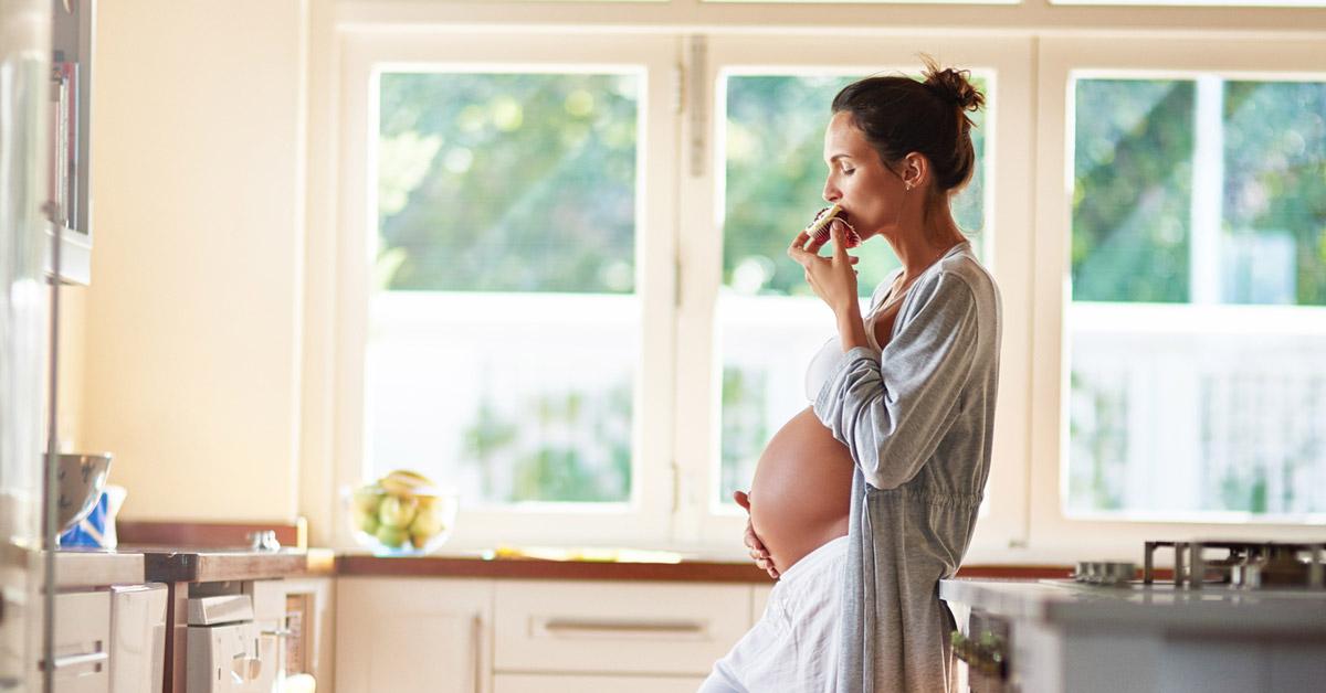 13 aliments à manger quand on est enceinte