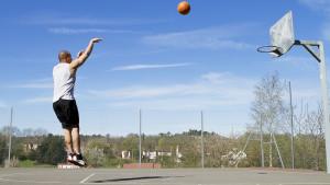 Tir de basket-ball