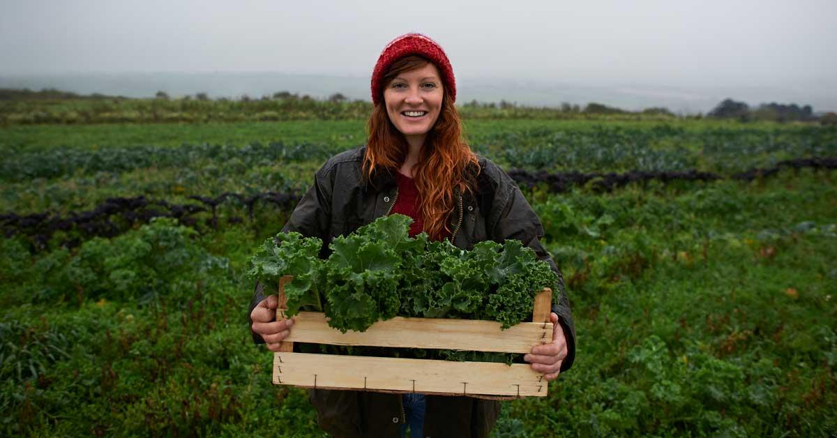 Les 13 légumes verts feuillus les plus sains