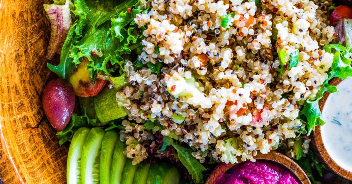 11 bienfaits prouvés du quinoa sur la santé