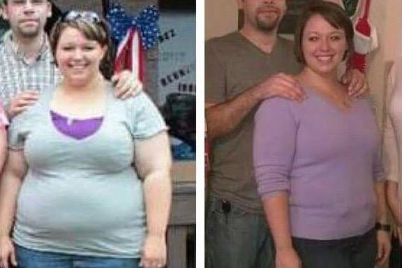 Sara avant et après (1)