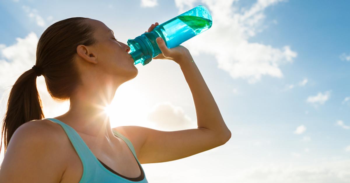 Combien d'eau devriez-vous boire par jour?