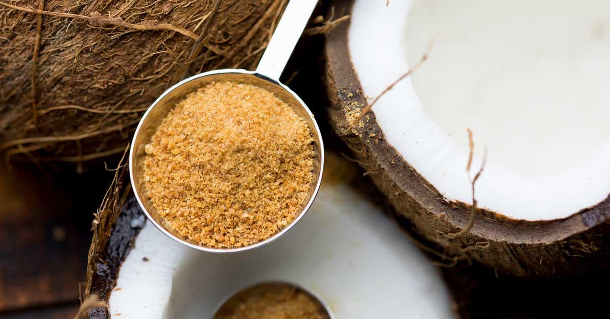 Sucre de noix de coco - Une alternative au sucre santé ou un gros mensonge?