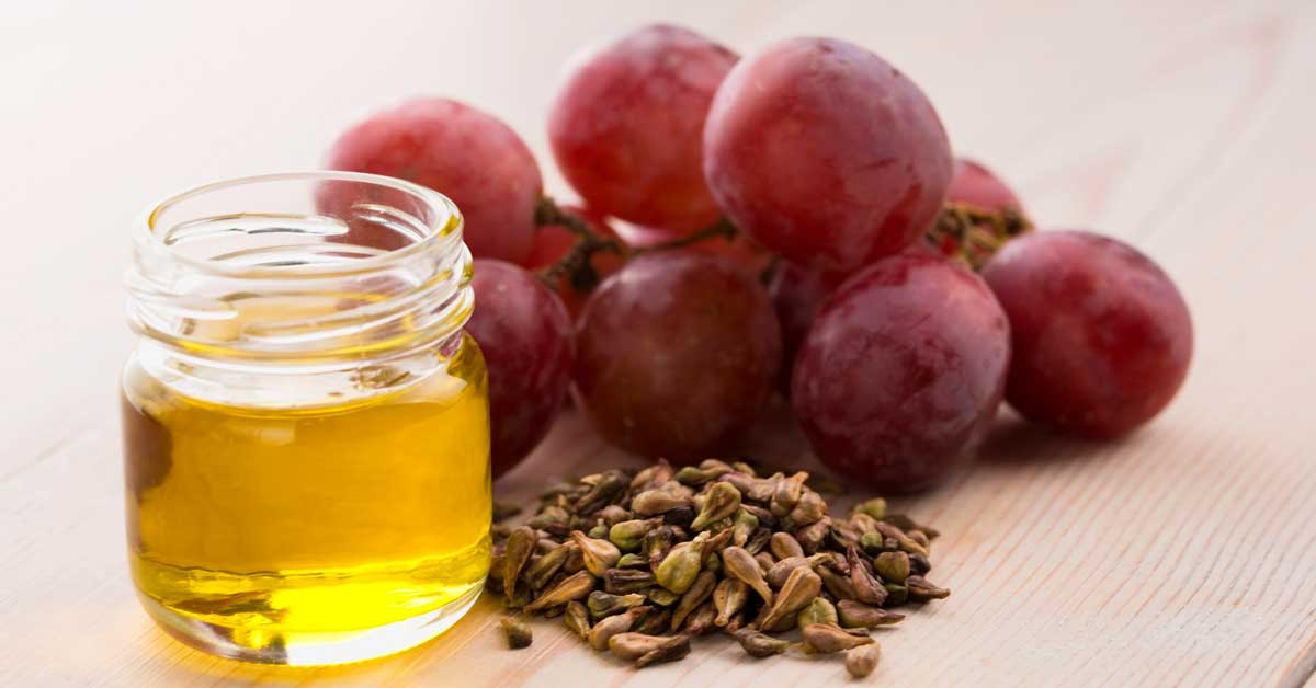Huile de pépins de raisin - Est-ce une huile de cuisson saine?