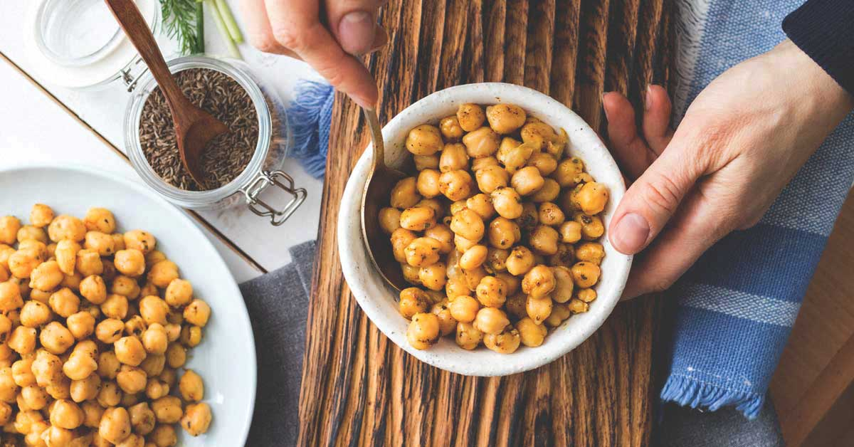 8 bonnes raisons d'inclure les pois chiches dans votre alimentation