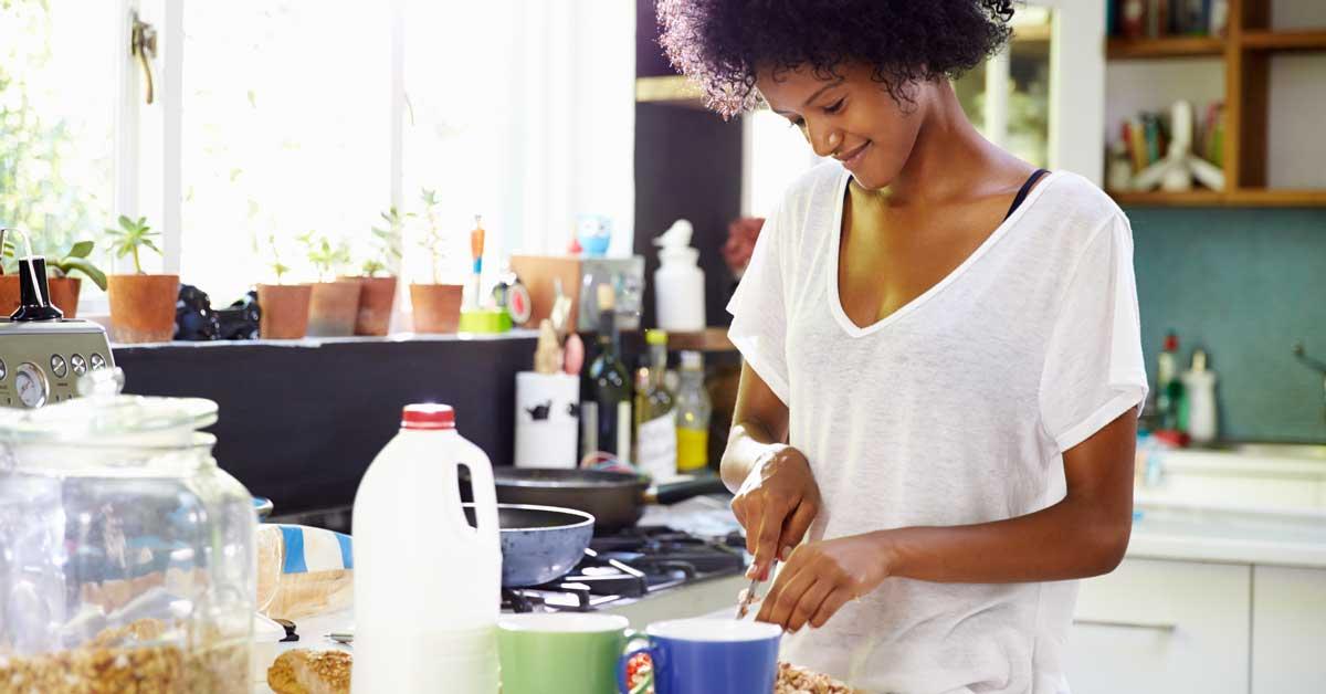 Fréquence optimale des repas - Combien de repas devez-vous manger par jour?