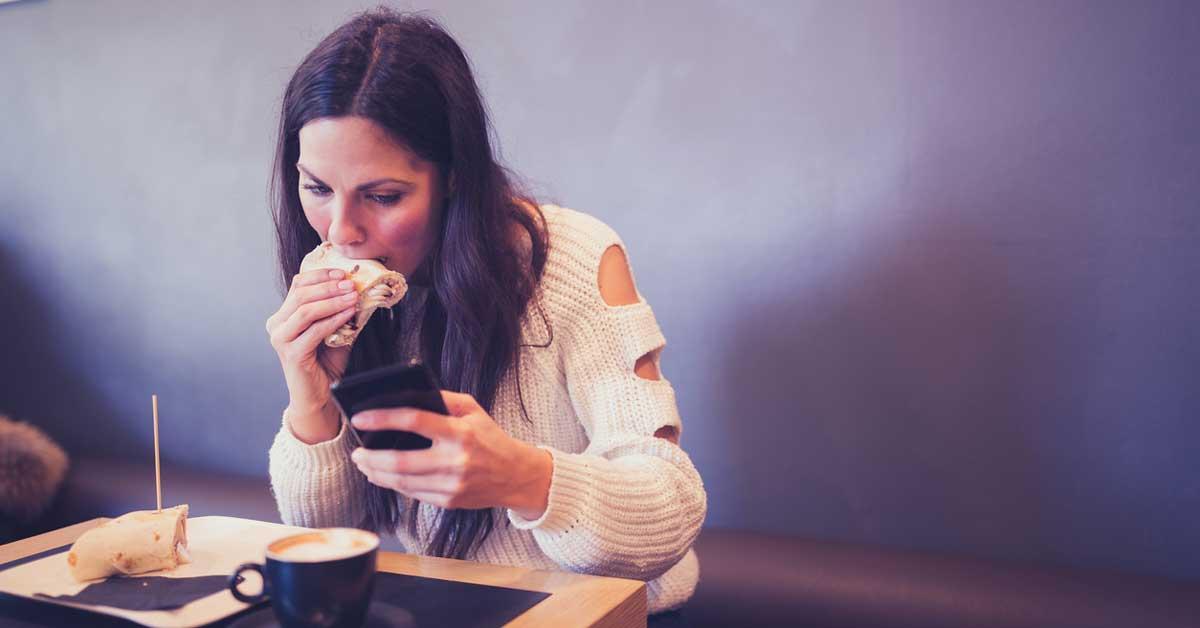 23 choses simples que vous pouvez faire pour arrêter de trop manger
