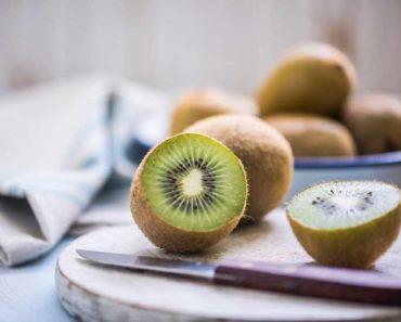 Pouvez-vous manger la peau de kiwi?