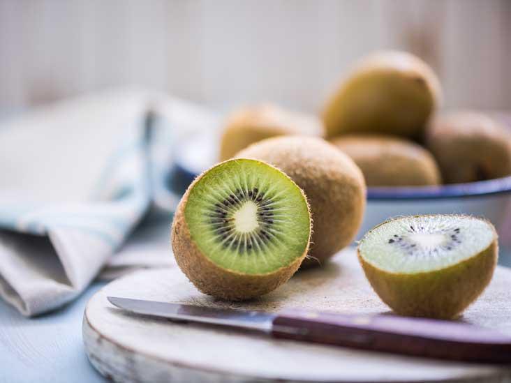 <pre>Pouvez-vous manger la peau de kiwi?