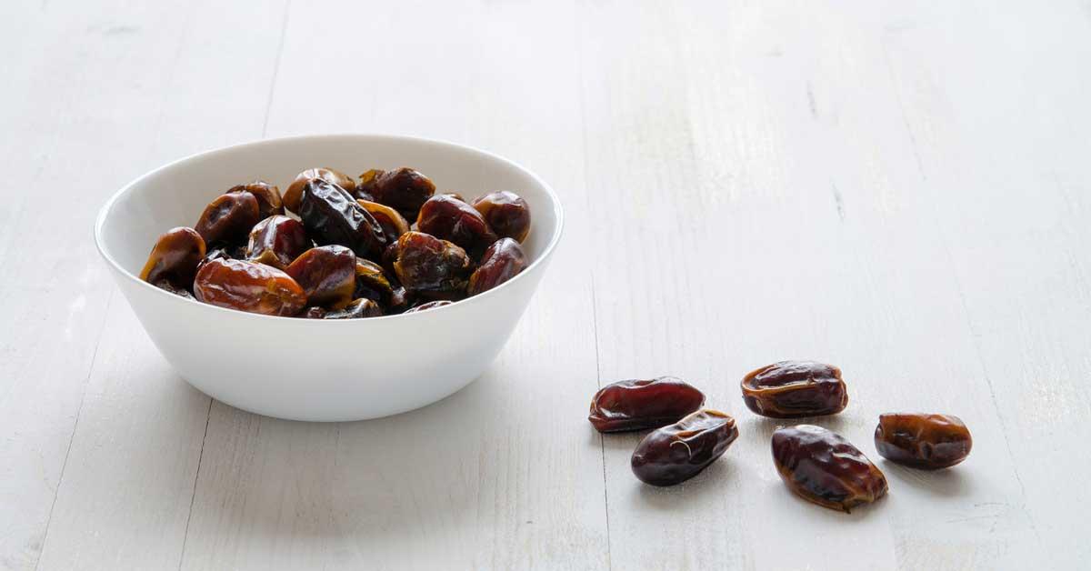 8 avantages prouvés de santé de dates