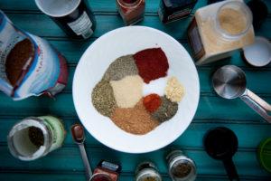 mélange d'épices tout usage
