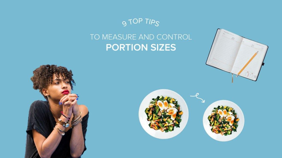Contrôle des portions