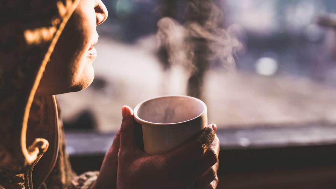 Pression artérielle de café