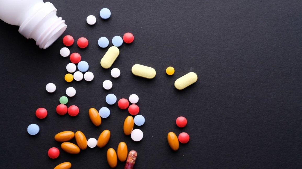 Suppléments d'antioxydants