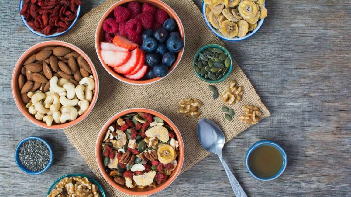 Plan de repas et menu du régime paléo