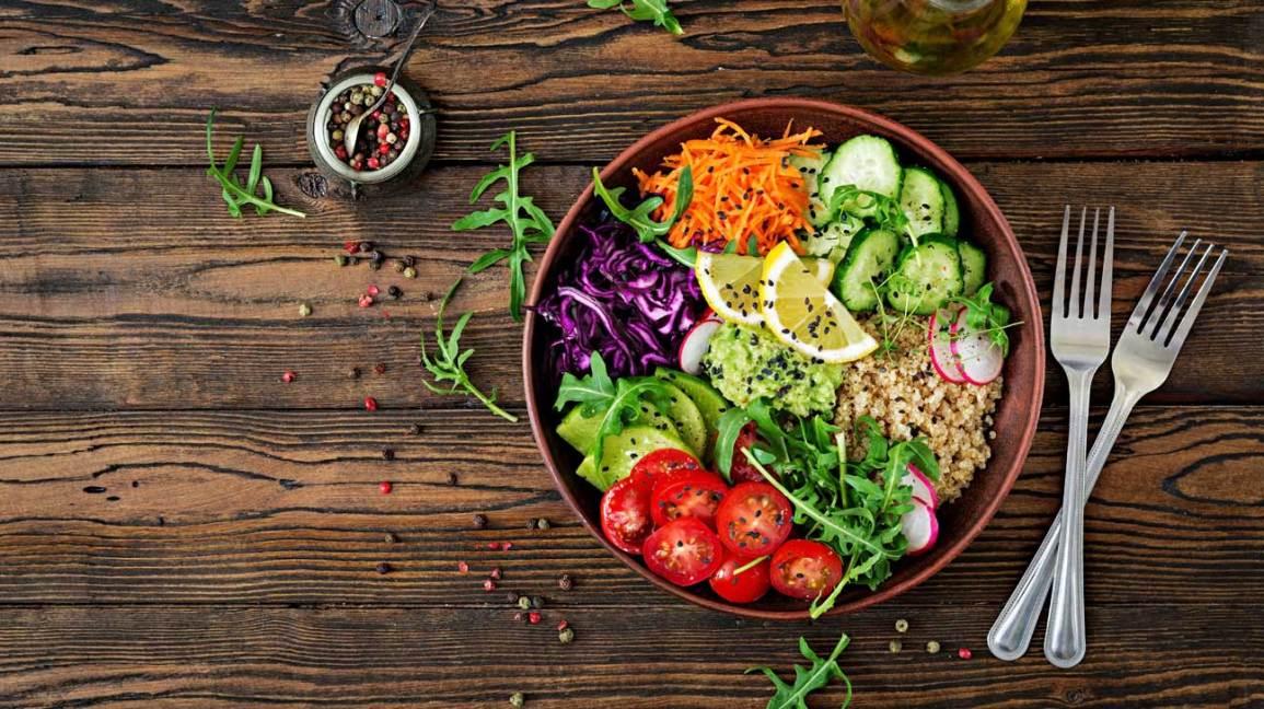 Plan de régime végétarien
