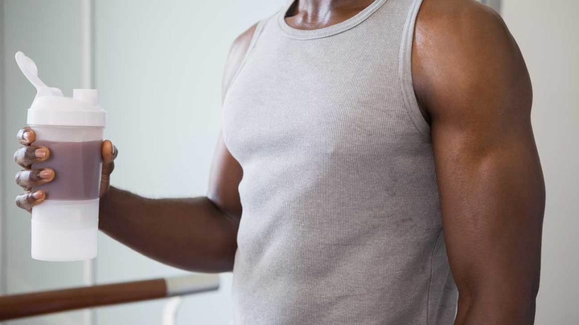 Meilleures poudres de protéines pour hommes