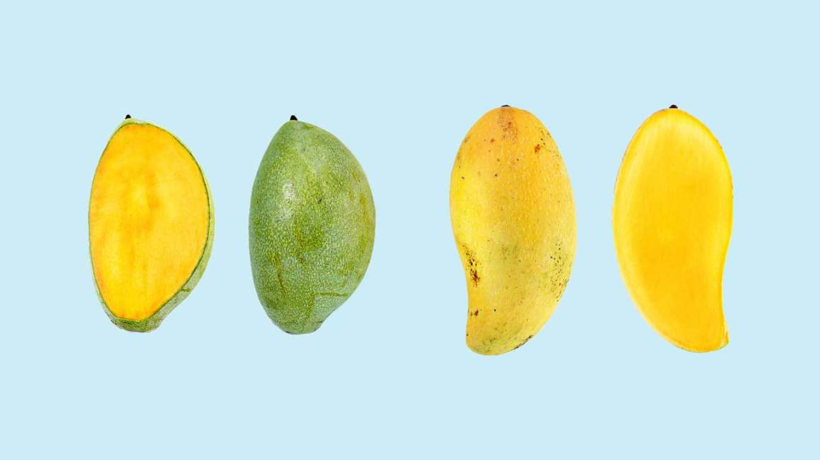 Peau de mangue