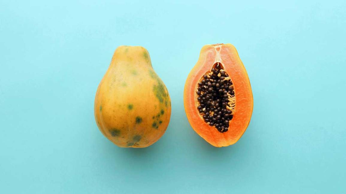 Graines de papaye