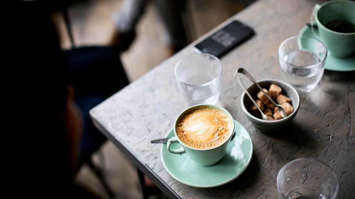 La caféine en décaféiné