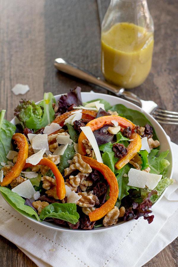 salade de courge musquée