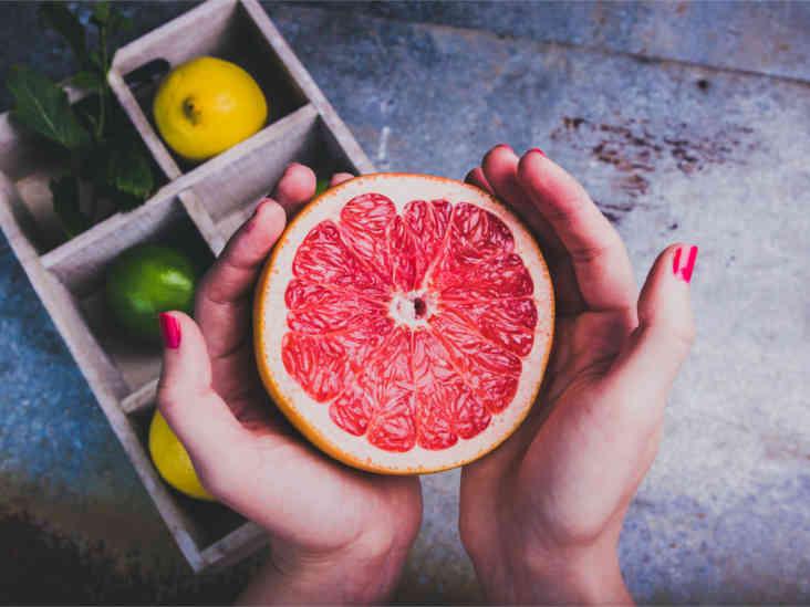 10 avantages scientifiques du pamplemousse