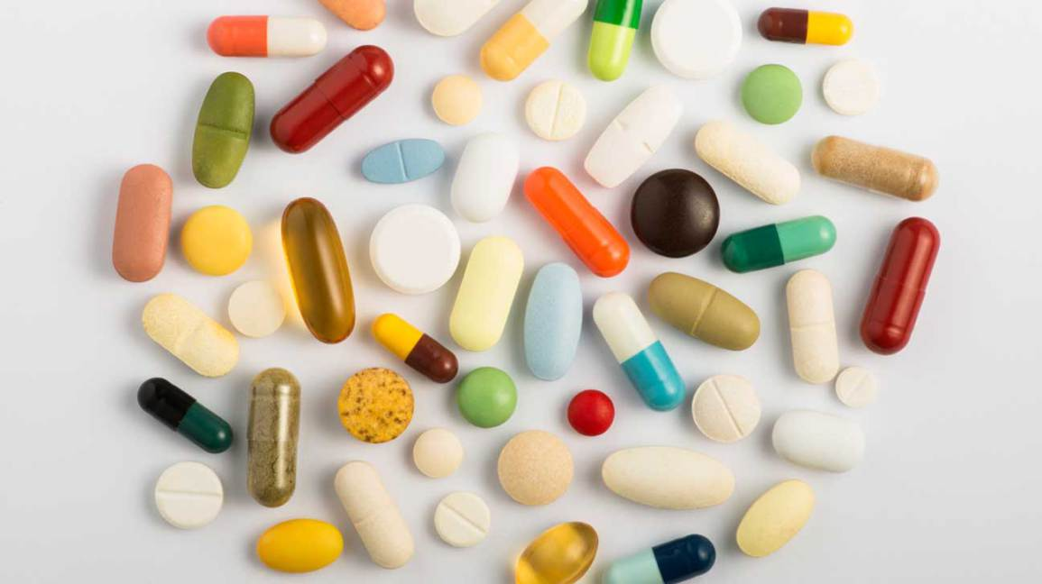 Variété de suppléments