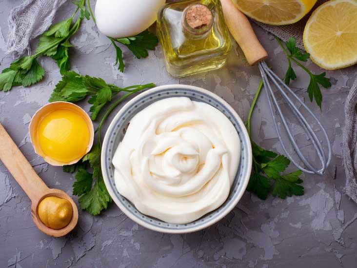 10 recettes de mayonnaise maison saines