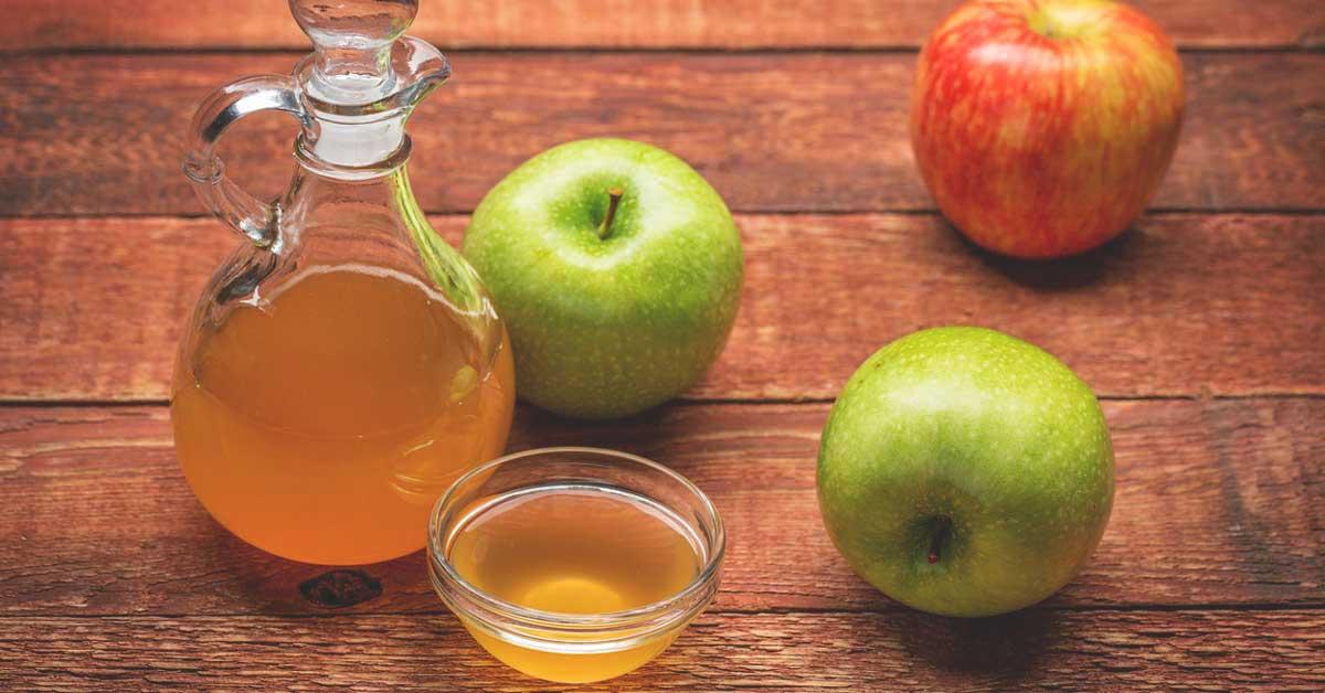 6 avantages pour la santé de vinaigre de cidre de pomme, soutenu par la science
