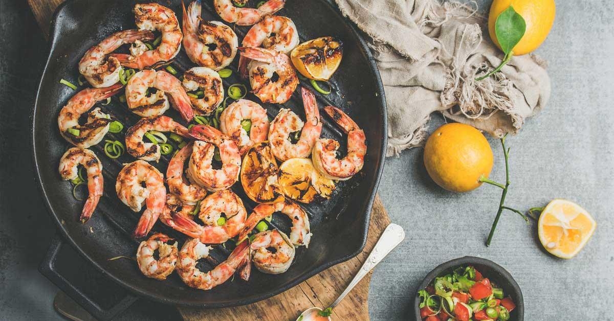 Crevettes vs crevettes: quelle est la différence?